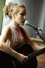 Aspen Jacobsen's voice, poise and versatility have people in the music business upbeat about her future.