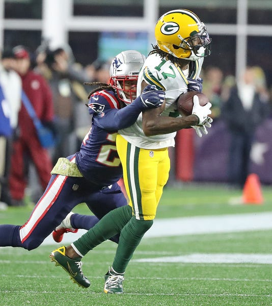 04 110418 Packers Patriots 9497