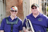 Troy Ellis travels with his husband to Palm Springs from Iowa for the winter months. This year, Troy's daughter and her husband joined them for Pride.