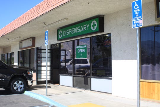 Leef Industries is one of the first four pot shops in the Coachella Valley to receive an annual retail cannabis license in California, according to the Bureau of Cannabis Control.