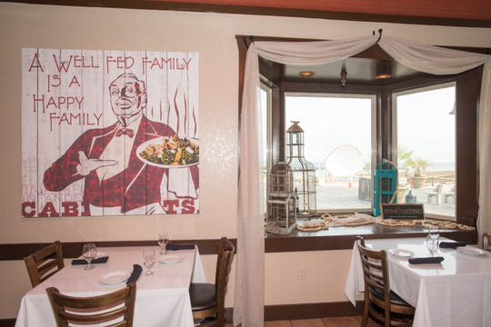 Lucas' Where Locals Go is a new restaurant and bar that is now open at the Pensacola Beach boardwalk in the spot that previously housed the Cactus Flower Cafe Mexican restaurant.