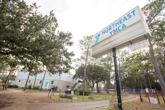 YMCA of Northwest Florida on Langley Avenue in Pensacola on Monday, November 5, 2018.  The City Council will be voting this week on a land exchange agreement with YMCA of Northwest Florida to exchange this land to allow the construction of a soccer complex on the property.