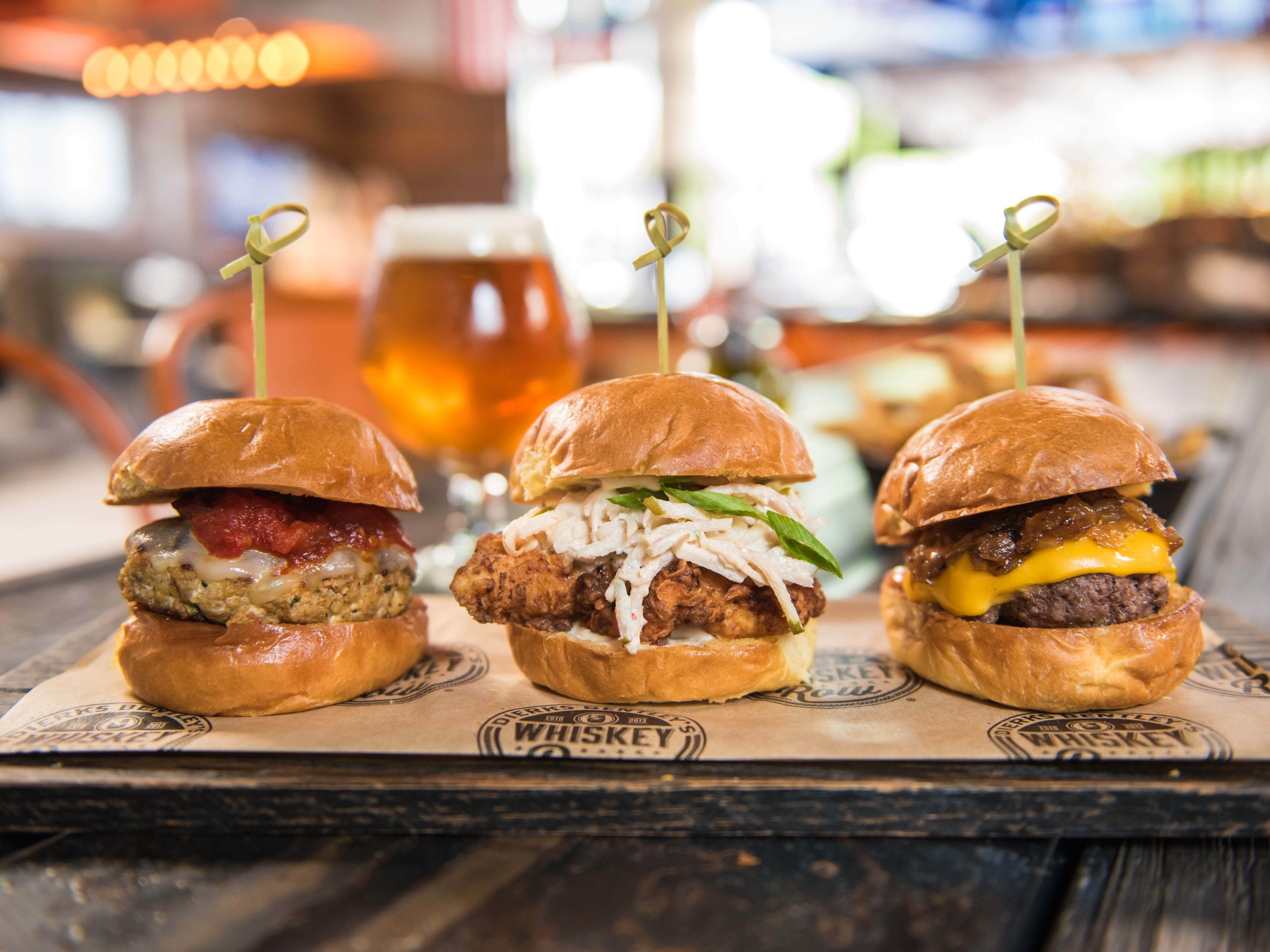 Riot Hospitality Group | Nov. 11, get 50 percent off at Farm & Craft, Hand Cut Burgers & Chophouse, Dierks Bentley's Whiskey Row, El Hefe and Riot House. For details, visit each restaurant's website. | Details: riothg.com.