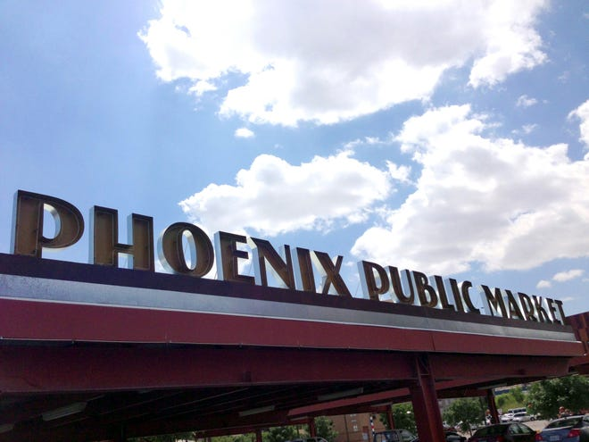 Chef Aaron Chamberlin permanently closed his downtown restaurant Phoenix Public Market Cafe.