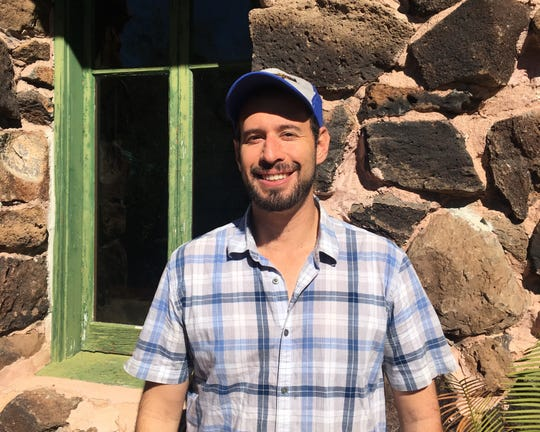 Director Benjamin Wilder wants to respect the community's love of Tucson's Tumamoc Hill and protect its value to science and history