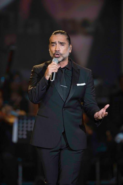 Alejandro Fernandez Televisa
