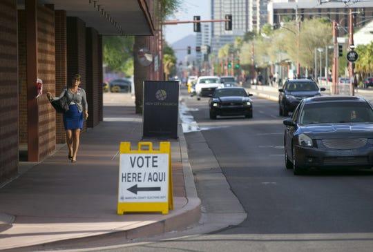Se vislumbra una participación récord en las elecciones en Arizona.