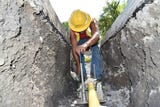 Central Hudson is replacing old gas lines how will the cost be passed on to the consumer?