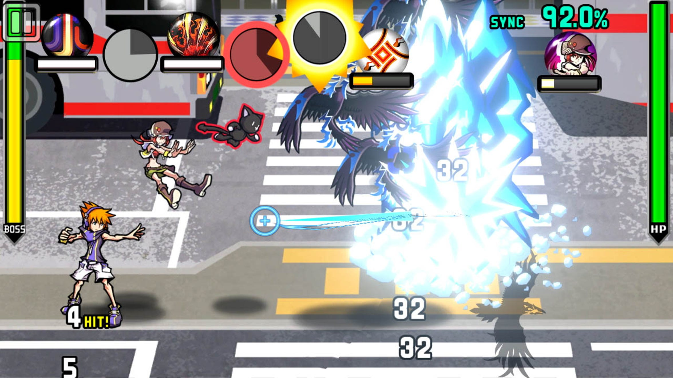 The World Ends With You for Nintendo Switch.