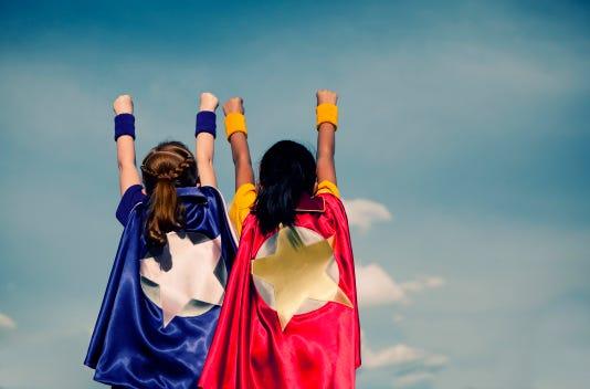 Super Girl Duo