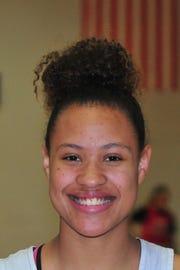 Zoee Woolridge, Richmond High School girls basketball