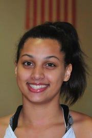 Kierra Wright, Richmond High School girls basketball