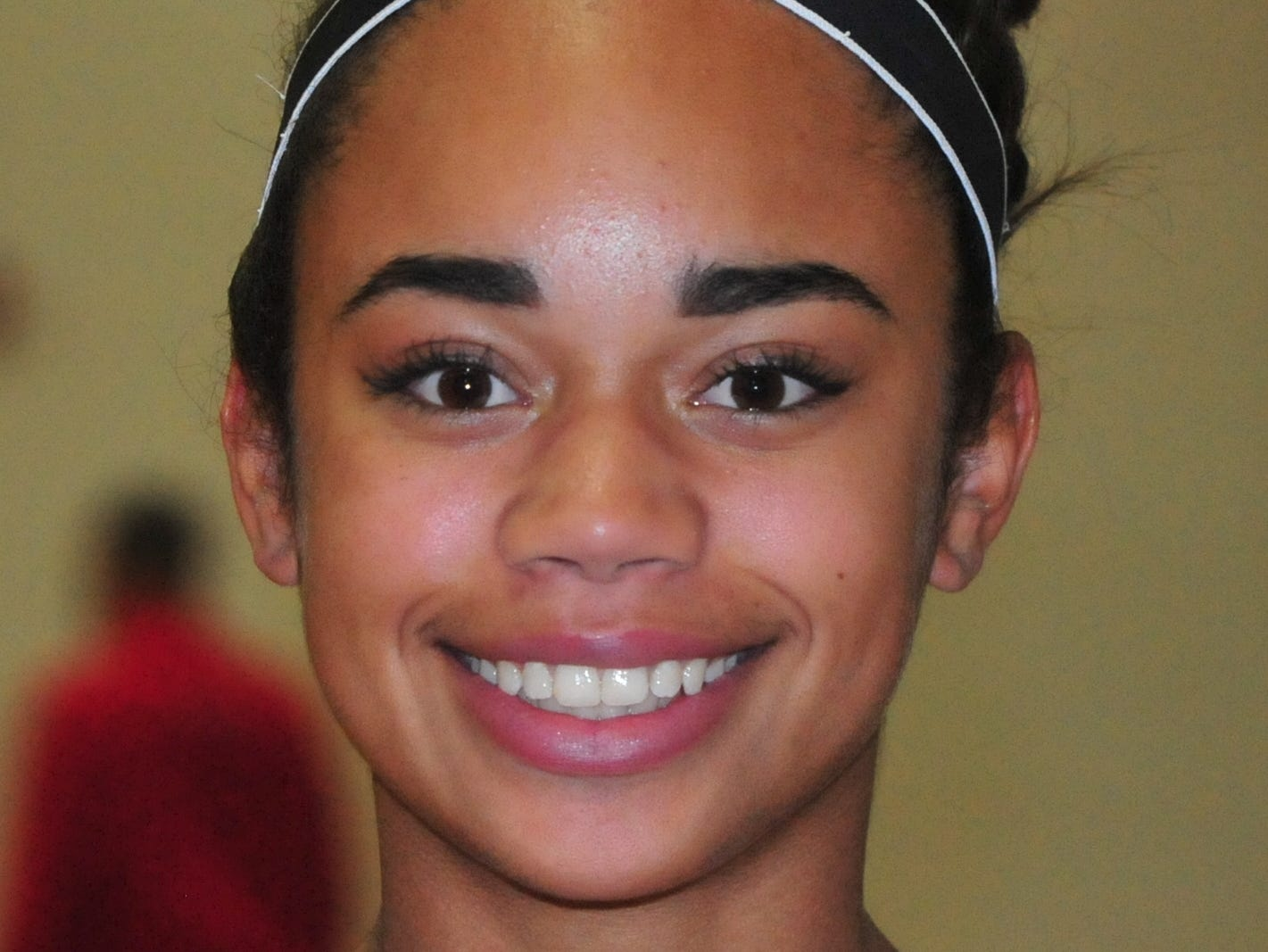 Nakala Bennett, Richmond High School girls basketball