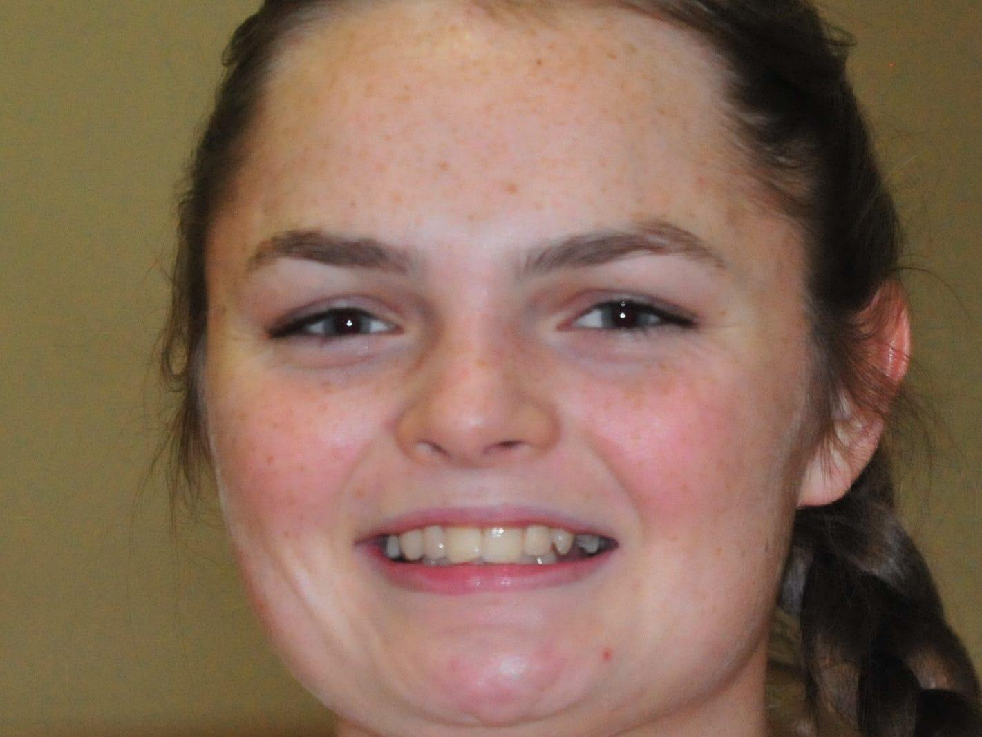 Joanna Bowery, Richmond High School girls basketball