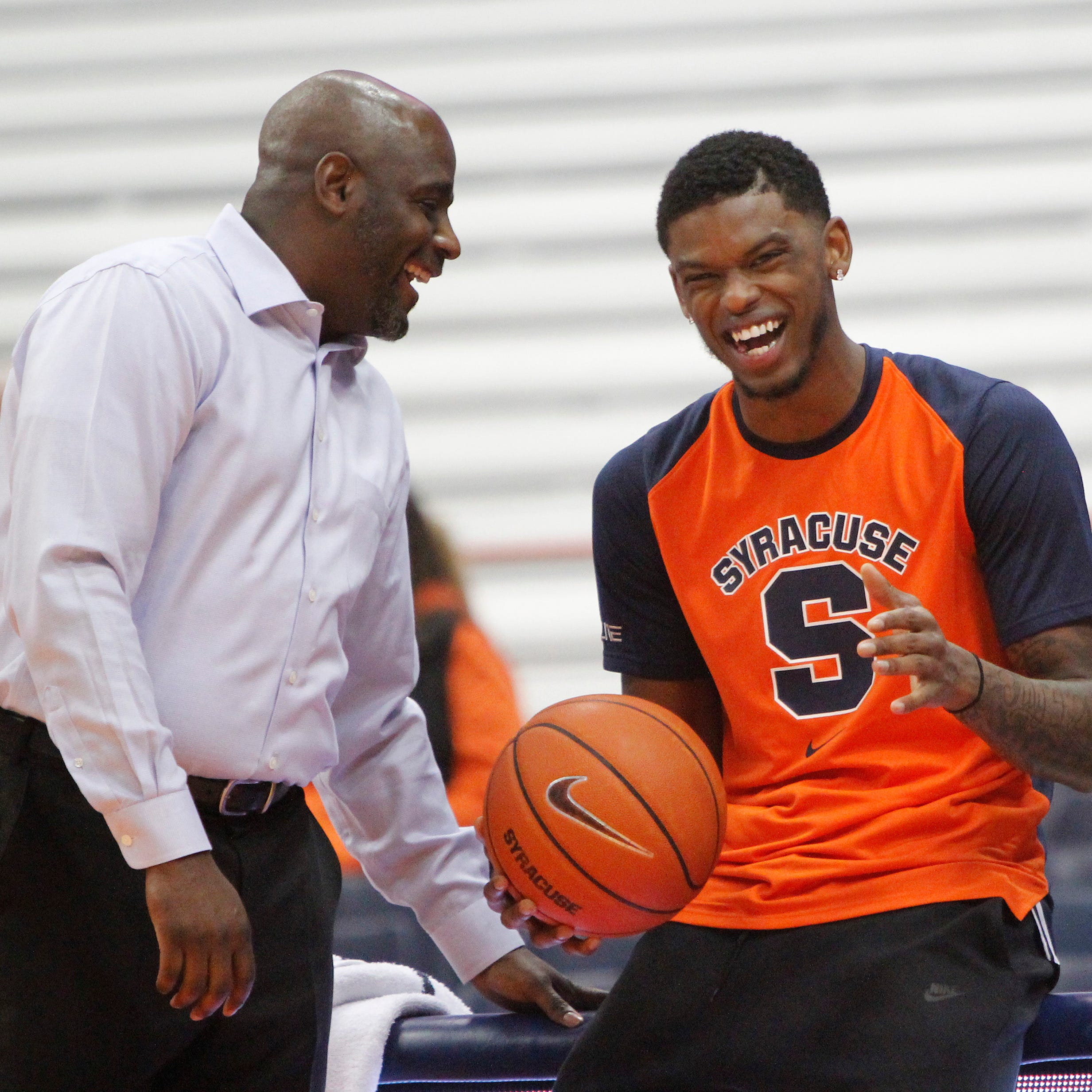 Syracuse guard Frank Howard will not play in NCAA Tournament for 'indefinite' amount of time