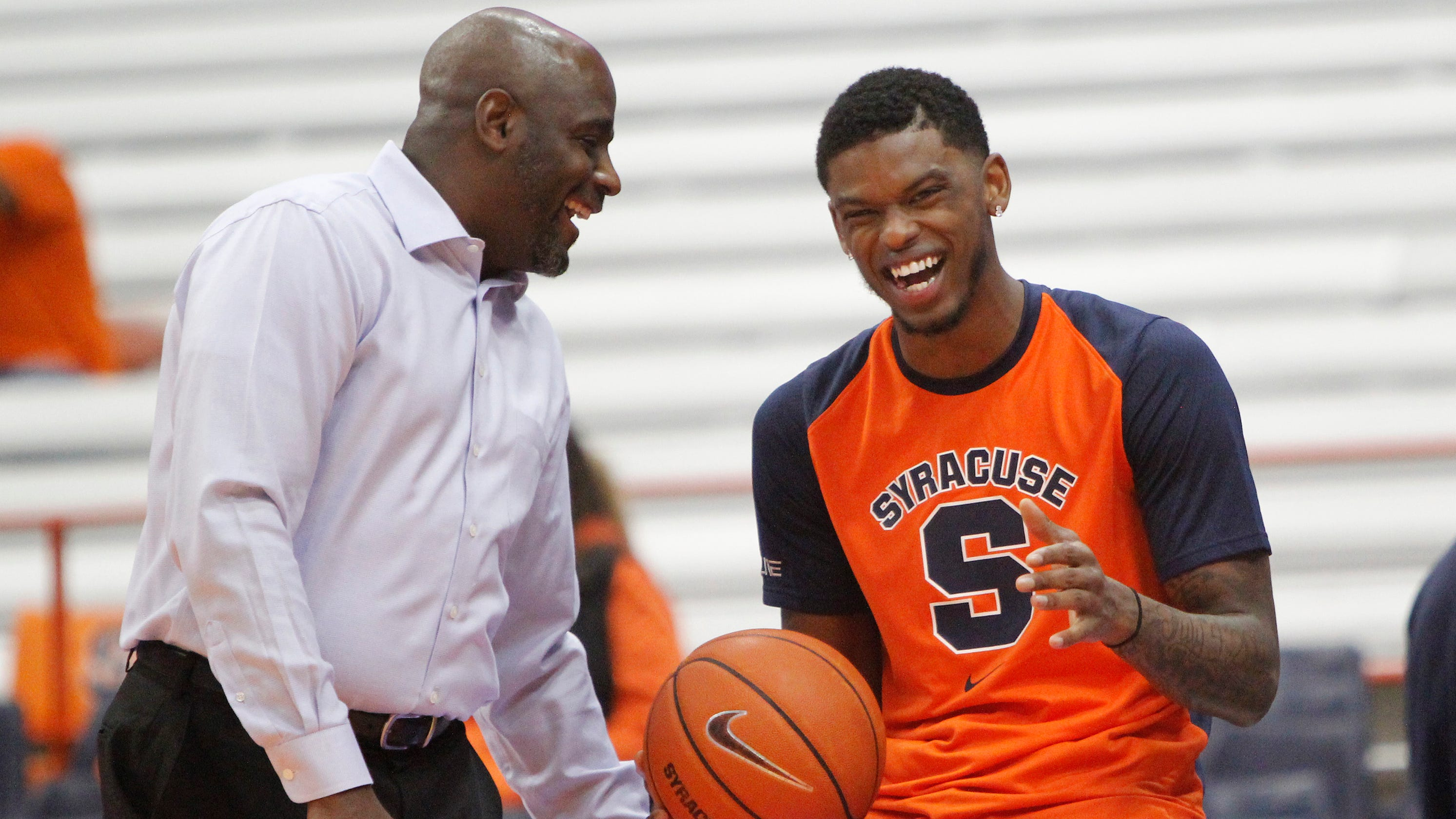 Syracuse Guard Frank Howard Suspended From Ncaa Tournament Play