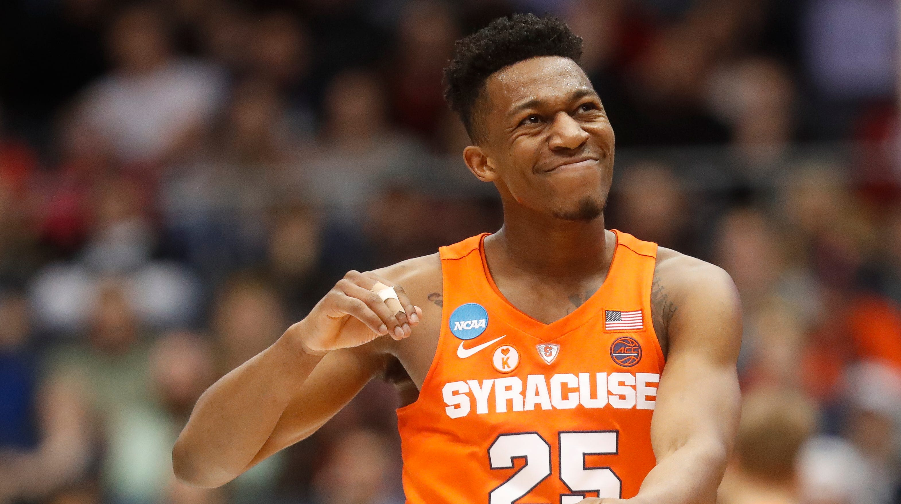 Syracuse Basketball Preview Orange Have High Hopes For 2018 19 Season
