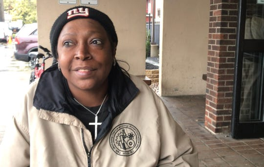 Cassandra Williams lives in Lake Towers on Lake Avenue, and will have to make other arrangements for food shopping after her local Tops store closed last month.