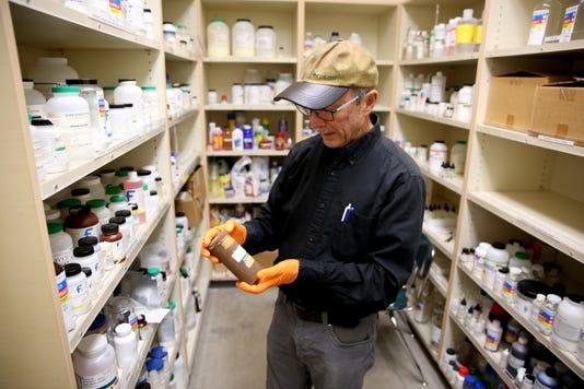 MAIN-Chem Lab Cleanup 06