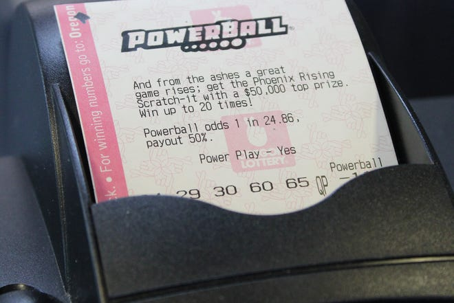 About $1.5 million in Oregon Lottery prizes will expire and go to the state next month if left unclaimed.