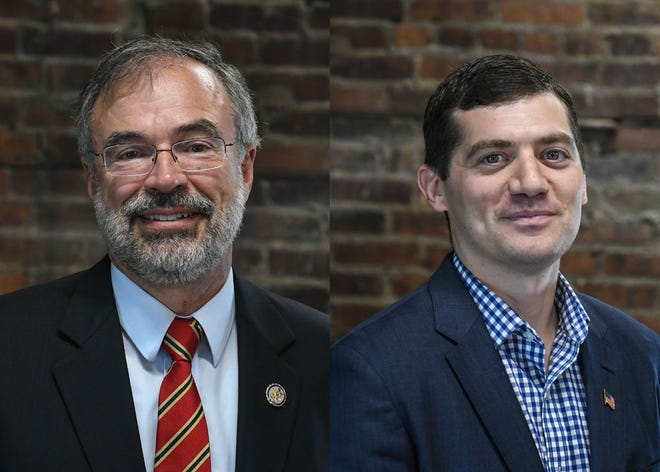 Congress- 1st District - Andy Harris and Jesse Colvin