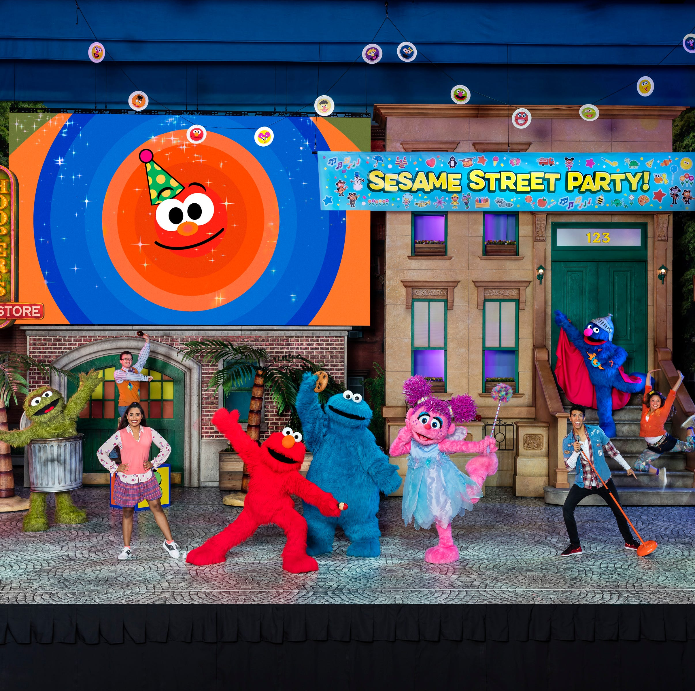 Sesame Street Live! bringing Elmo, Big Bird and more to Salisbury