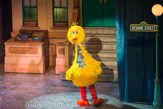 Sesame Street Live! Let's Party! is coming to Knoxville in February.