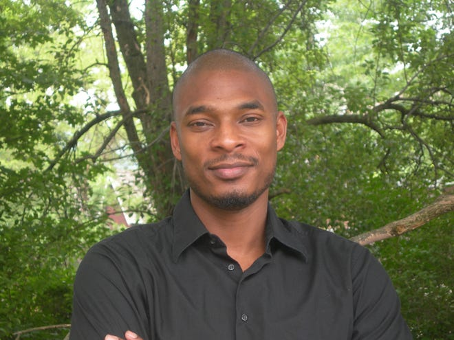 Poet Terrance Hayes will speak and read from his works at Wor-Wic Community College.