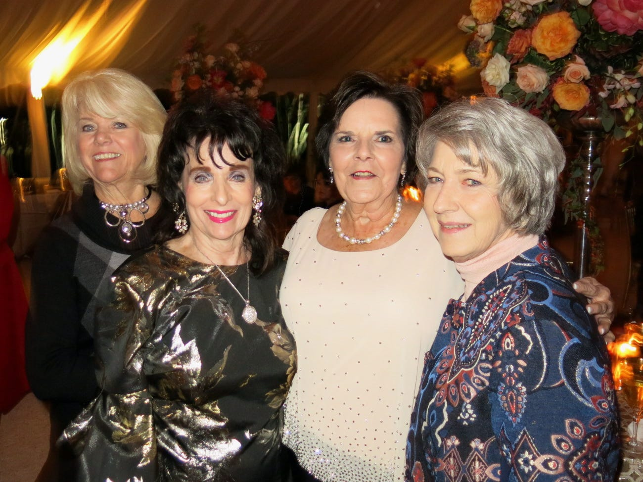 The wedding reception for Thomas L. Lester and Kimberly M. Biagini was Nov. 3 at Ed Lester's Cabin Point Plantation, Coushatta.