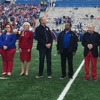 Louisiana Tech Alumnus of the Year Award through the years