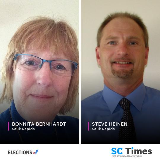 Benton County commissioner candidates