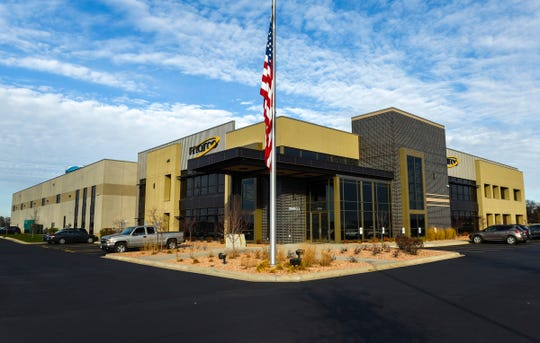 The Marco corporate office is shown Friday, Nov. 2, at 4510 Heatherwood Road in St. Cloud.