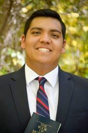 Elder Joshua Ponce