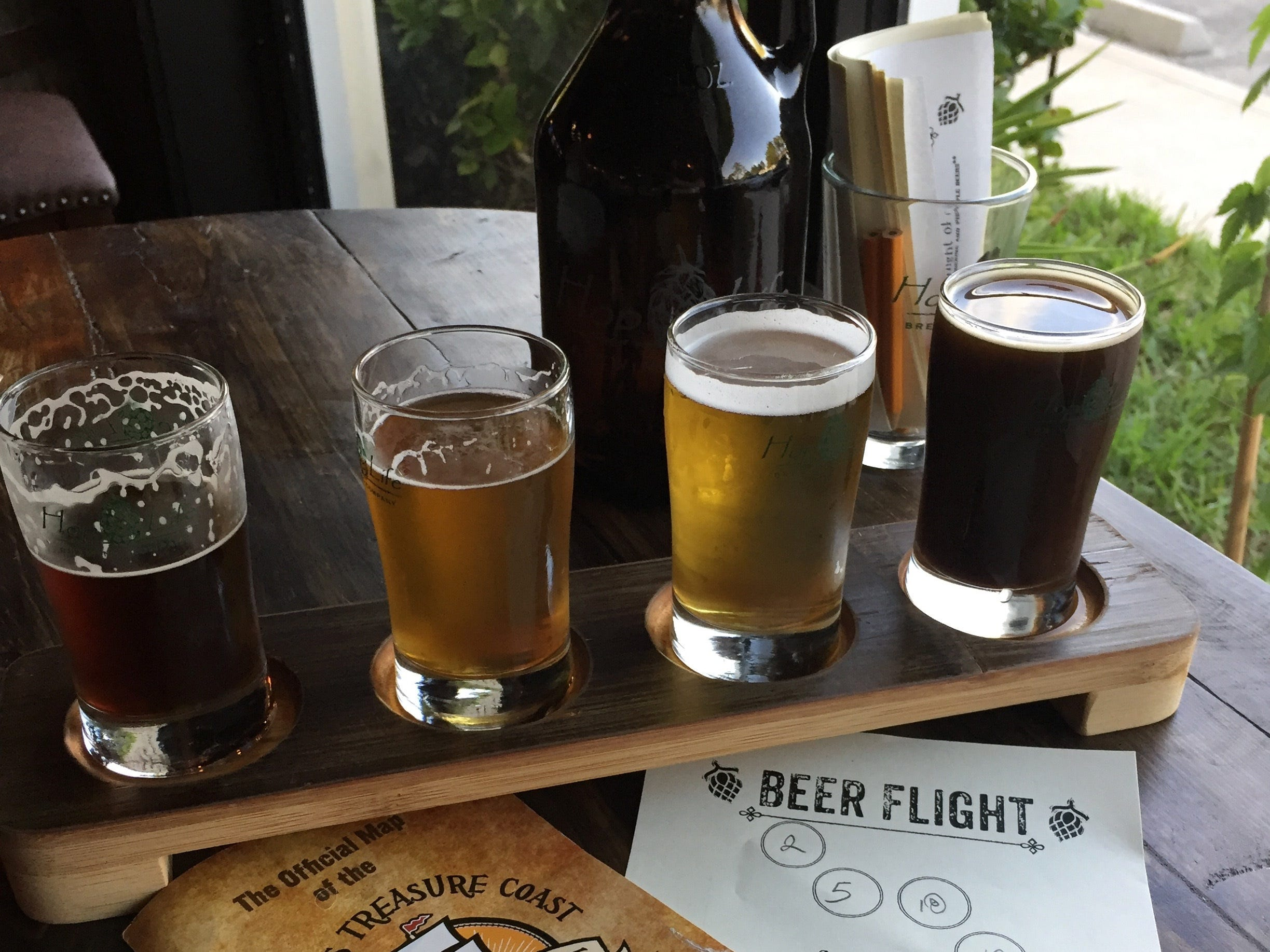 Treasure Coast Wine & Ale Trail Festival first to feature only local beer   Laurie's Stories