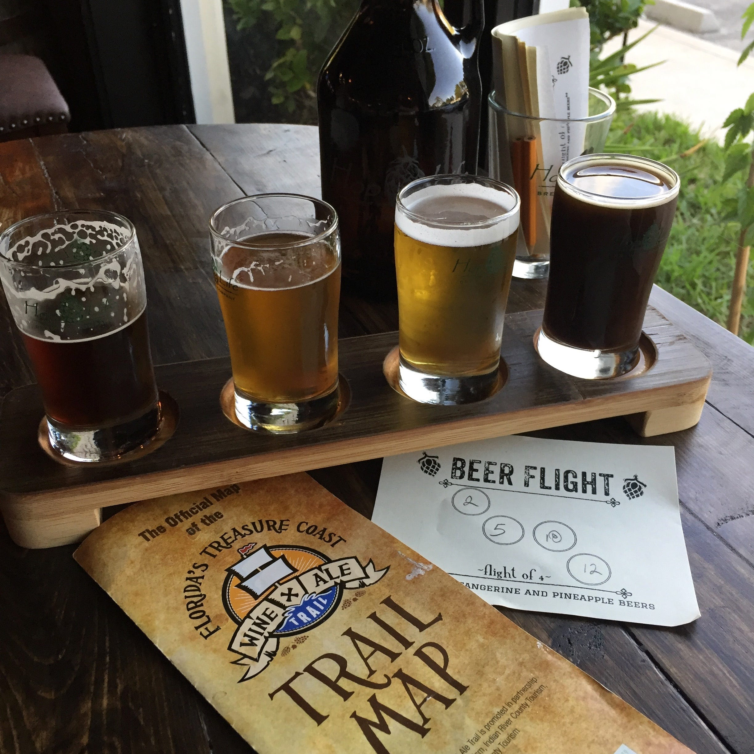 Treasure Coast Wine & Ale Trail Festival first to feature only local beer | Laurie's Stories