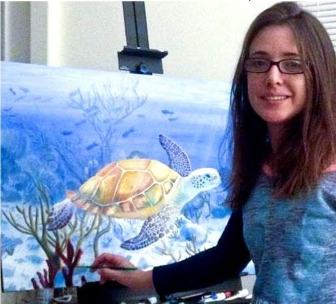 Assunta Bailey is a graphic artist with experience in packaging and advertising. Her background also includes visual effects in movies, character modeling, visual design and print. She has been painting since she was 16 years old.