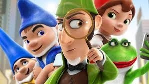 "Dig into the weeds as the Susan Broom Kilmer Branch Library presents ""Sherlock Gnomes"" on Saturday, Nov. 17 at 2 p.m. as part of its movie matinee."