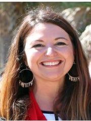Vero Beach Elementary Principal Cindy Emerson