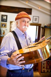 David Crosby will perform in Vero Beach  Feb. 12.