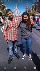 Jesus Jimenez and his sister Mandy Rodriguez