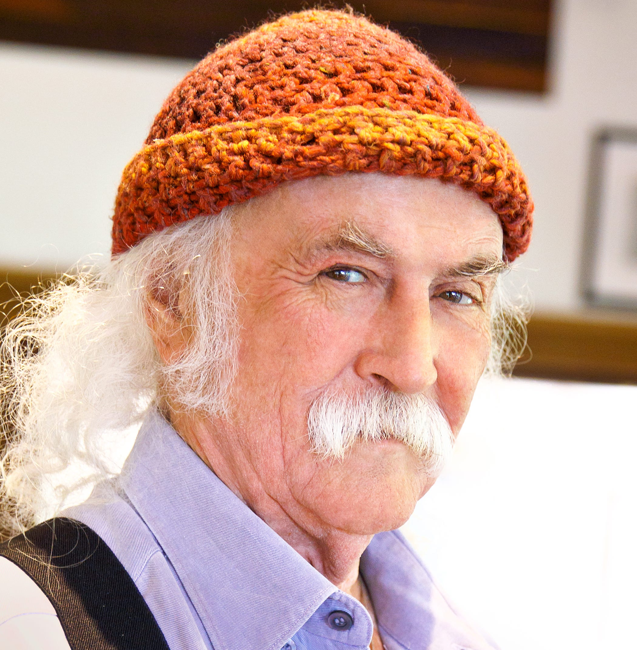 Singer-songwriter David Crosby, of Crosby, Stills & Nash, to perform in Vero Beach