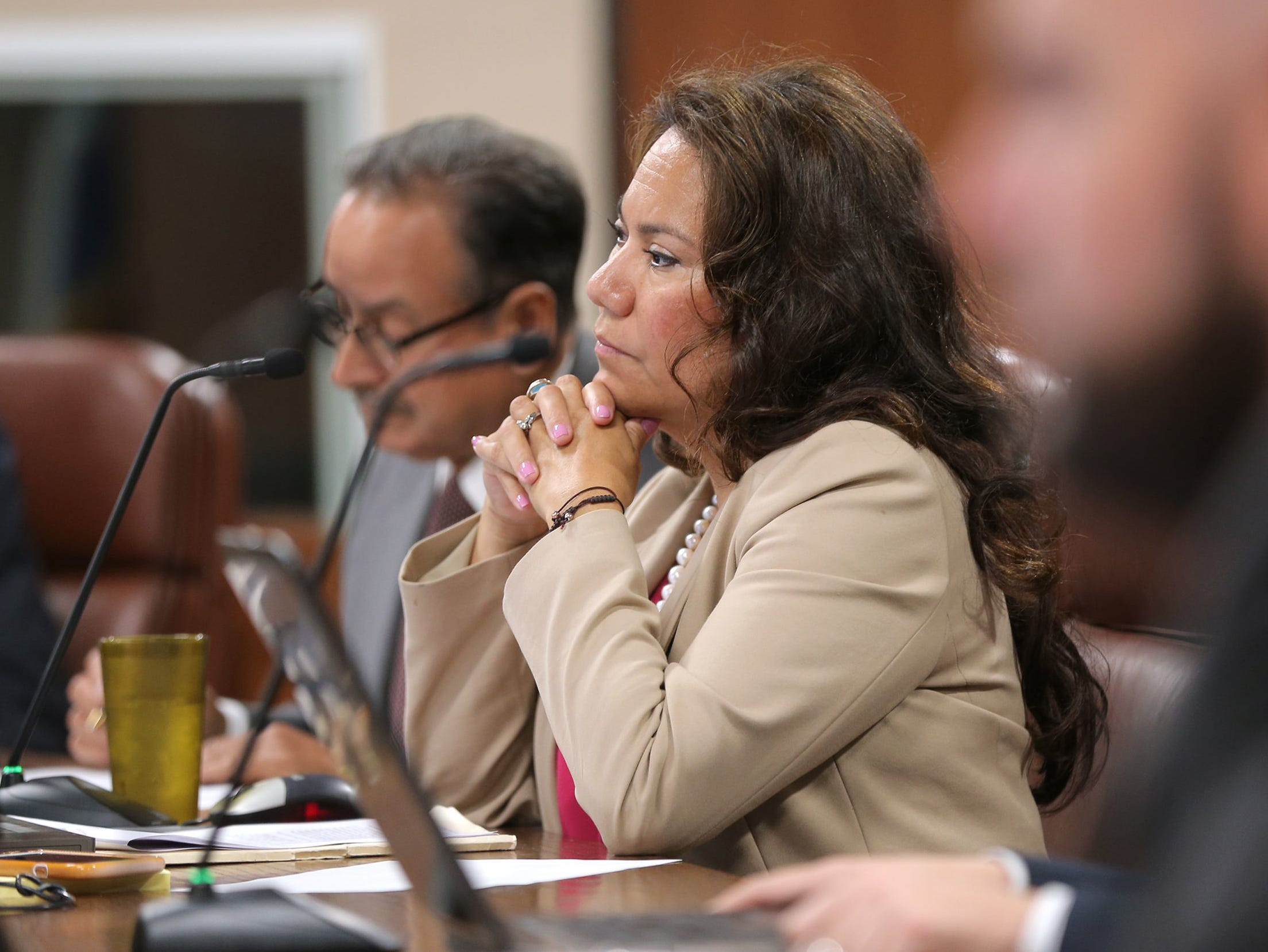 El Paso County Judge Veronica Escobar said she believes the county needs to do what it can to protect University Medical Center as the only safety net for people without healthcare.