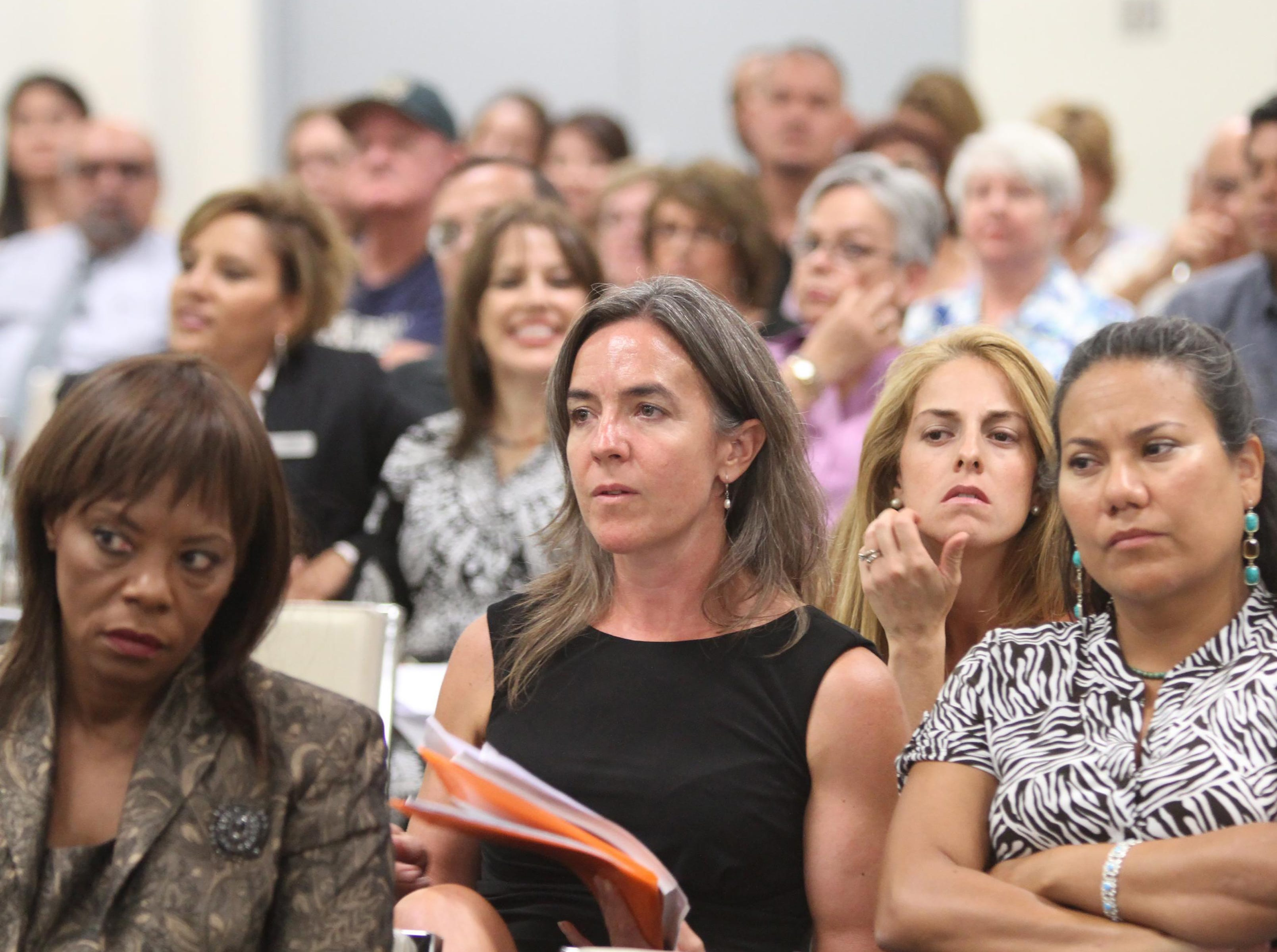 City Representative Susie Byrd and County Judge Veronica Escobar were just two community members that addressed the EPISD board about transperency issues and actions thattheboardplans to take.