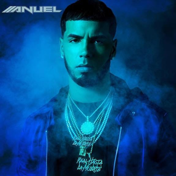 Latin trap artist Anuel AA coming to El Paso County Coliseum