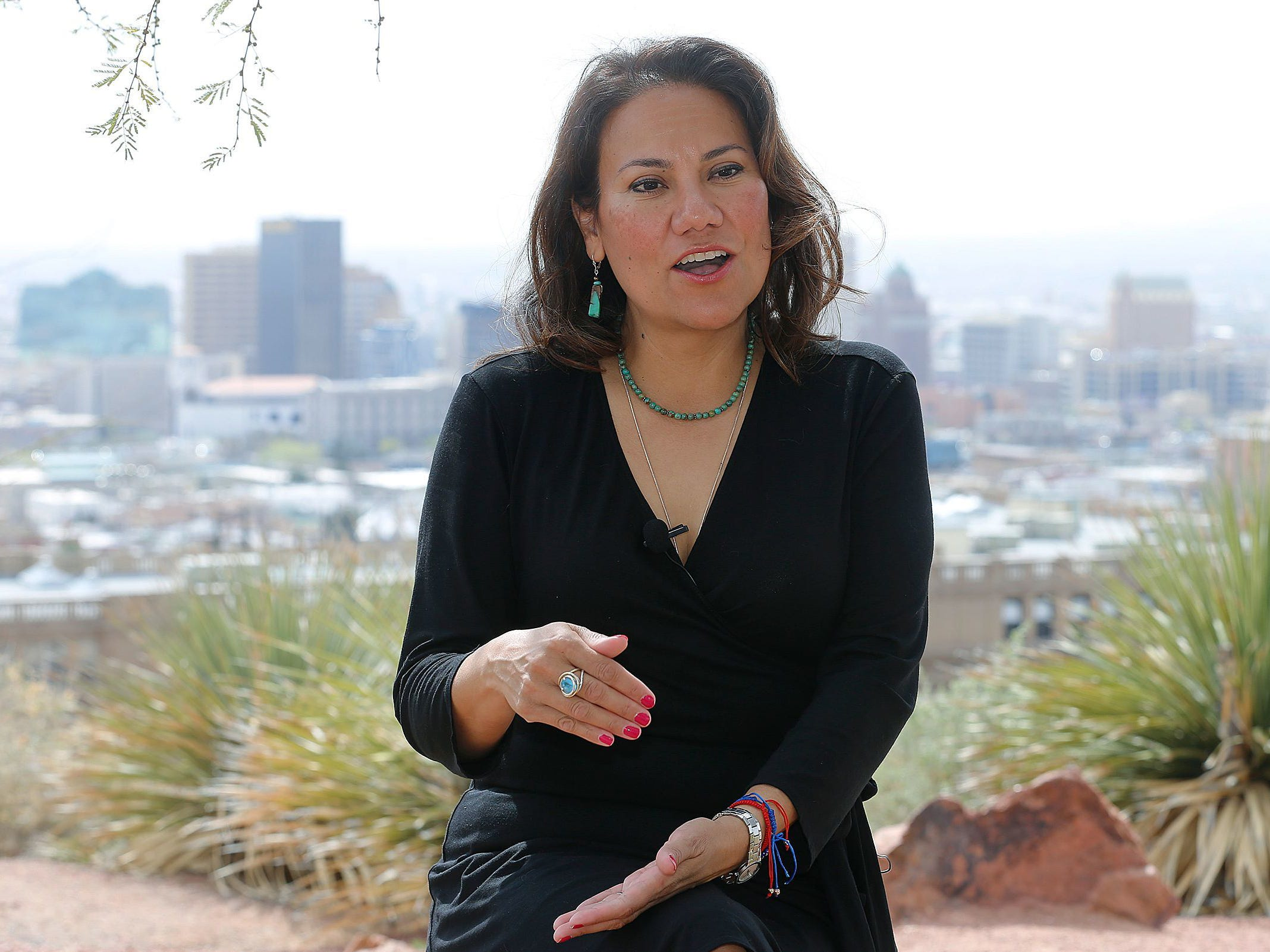 El Paso Democratic Congressional candidate Veronica Escobar talks about her plans moving forward to the November elections.