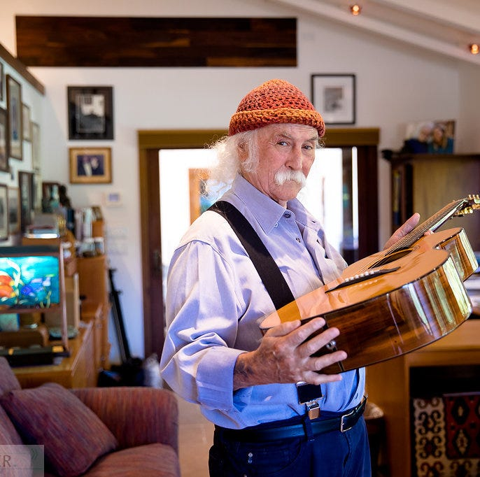 David Crosby comes to Thousand Oaks; Travis Tritt plays Oxnard