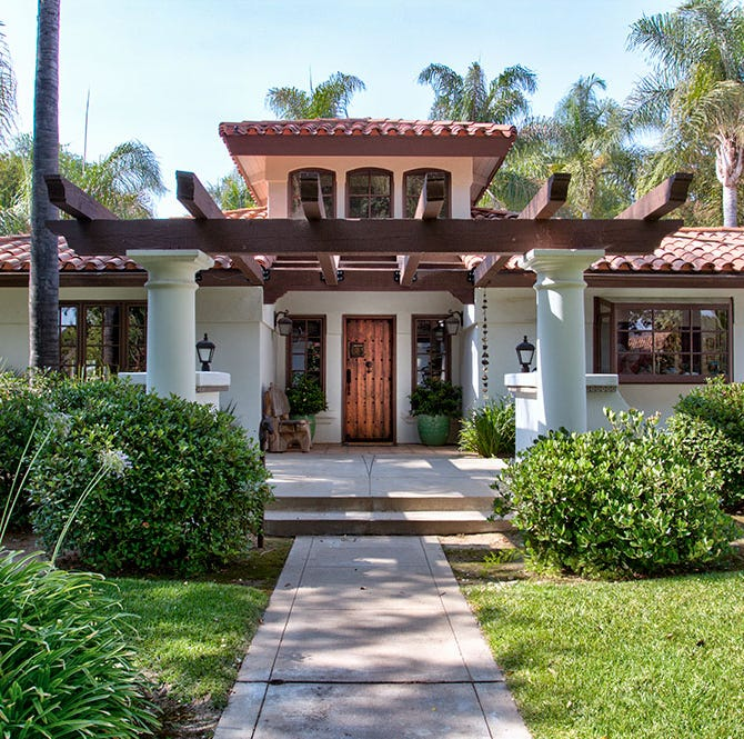 Doors open to 4 Ojai dream homes this weekend