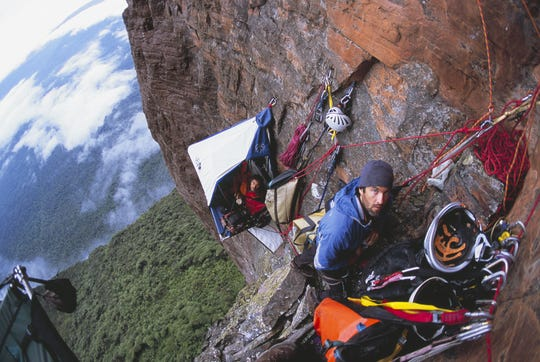 Extreme mountain climber Mark Synnott will share his stories Nov. 9 in Thousand Oaks.