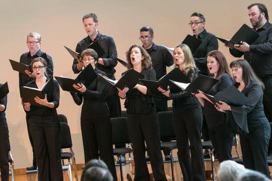 Areté Vocal Ensemble will perform at California Lutheran University on Nov. 11.