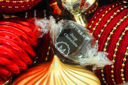 McCrea's caramels are a sweet holiday gift.